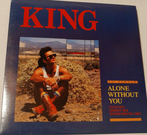 King- Alone without you