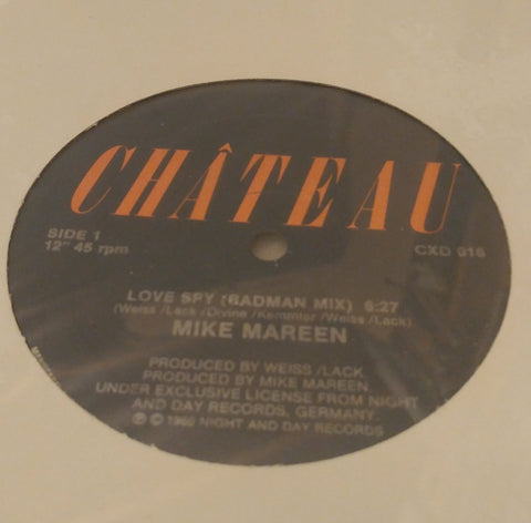 Mike Mareen - Love Spy ( Badman Mix)