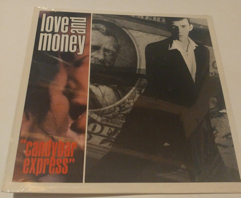 Love and Money- Candybar Express