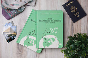 The Traveler's Playbook - a world travel journal