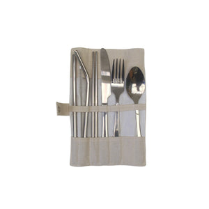 Stainless Steel Travel Cutlery Set
