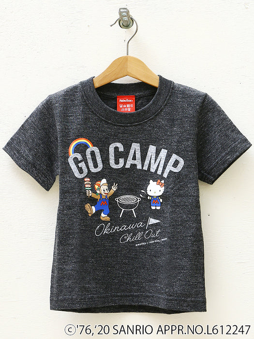 GO CAMP/ハローキティ&メイキー キッズ