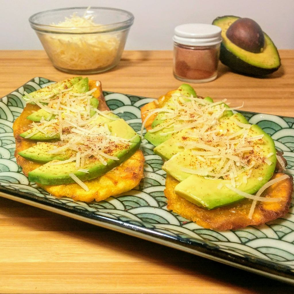 Recipe: Avocado Plantain Toast