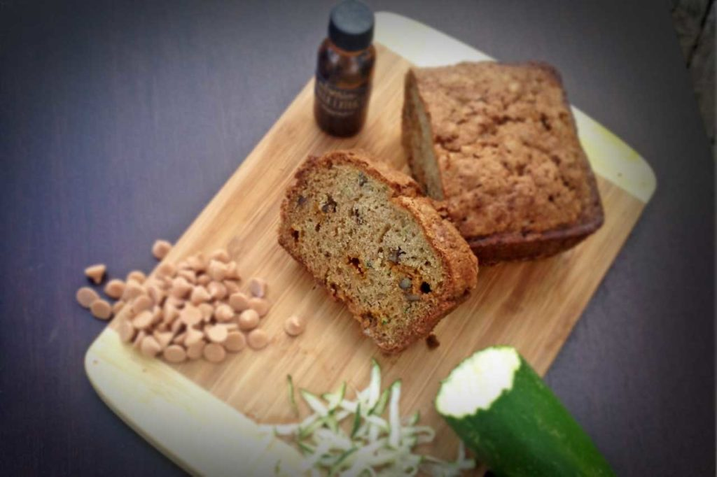 Recipe: Butterscotch Pecan Zucchini Bread