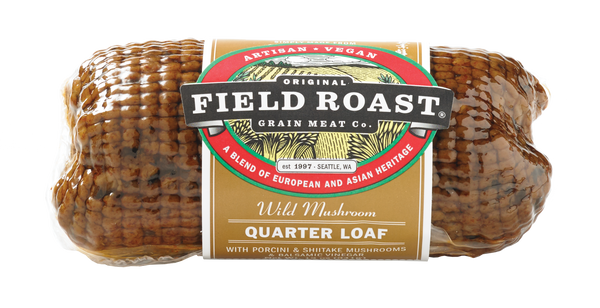 Field Roast makes great wheat meat to feed vegans without a ton of extra effort