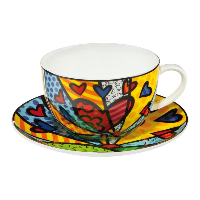 NEW DAY - Extra Large Cappuccino Mug