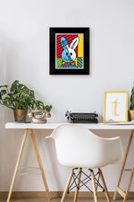EASTER BUNNY - Limited Edition Print