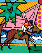 MIAMI BEACH POLO - Limited Edition Print