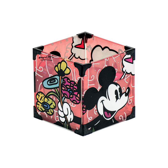 VOTIVE - MICKEY AND MINNIE MOUSE - DISNEY