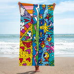 Limited Edition - BEACH/POOL TOWEL - H2O
