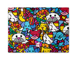 Limited Edition - BRITTO BLANKET - BEST FRIENDS