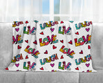 Limited Edition - BRITTO BLANKET - LIVE LOVE LAUGH