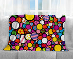 Limited Edition - BRITTO BLANKET - FLOWER POWER
