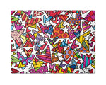 Limited Edition - BRITTO BLANKET - CLOUD NINE