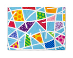 Limited Edition - BRITTO BLANKET - BABY BLUE LANDSCAPE