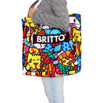 Limited Edition - BRITTO BEACH BAG  - BEST FRIENDS