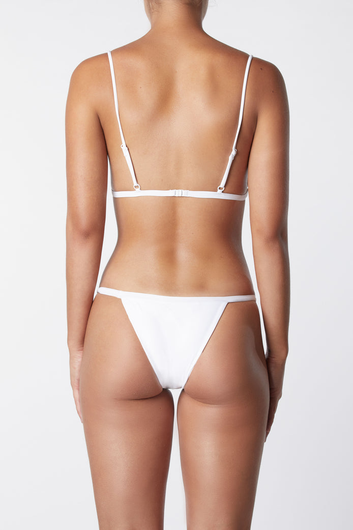THE SKIMPY PANT - WHITE