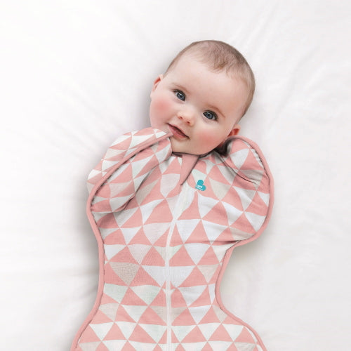 SWADDLE UP™ BAMBOO 0.2 TOG Coral