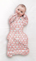 Load image into Gallery viewer, SWADDLE UP™ BAMBOO 0.2 TOG Coral