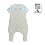 Load image into Gallery viewer, LOVE TO DREAM SLEEP SUIT™ 1.0 TOG Blue