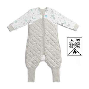 SLEEP SUIT™ 2.5 TOG White