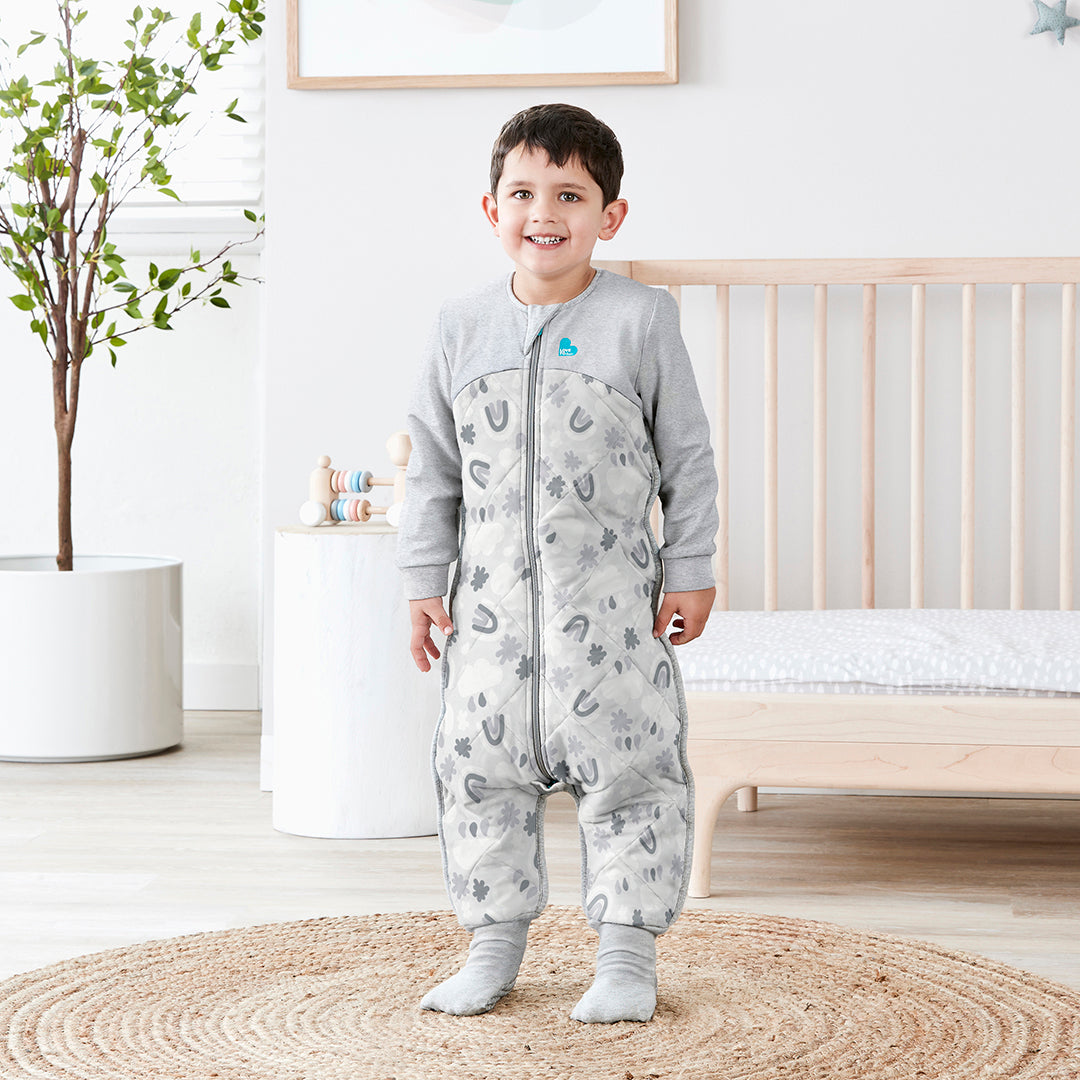 Sleep Suit 2.5 Tog with Organic Cotton