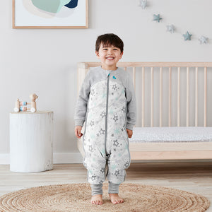 Sleep Suit 3.5 Tog with Organic Cotton