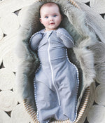 Load image into Gallery viewer, SWADDLE UP™ ORIGINAL 1.0 TOG Grey