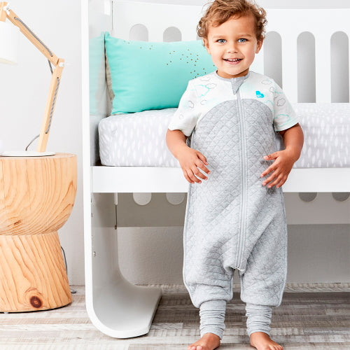 SLEEP SUIT™ 1.0 TOG White