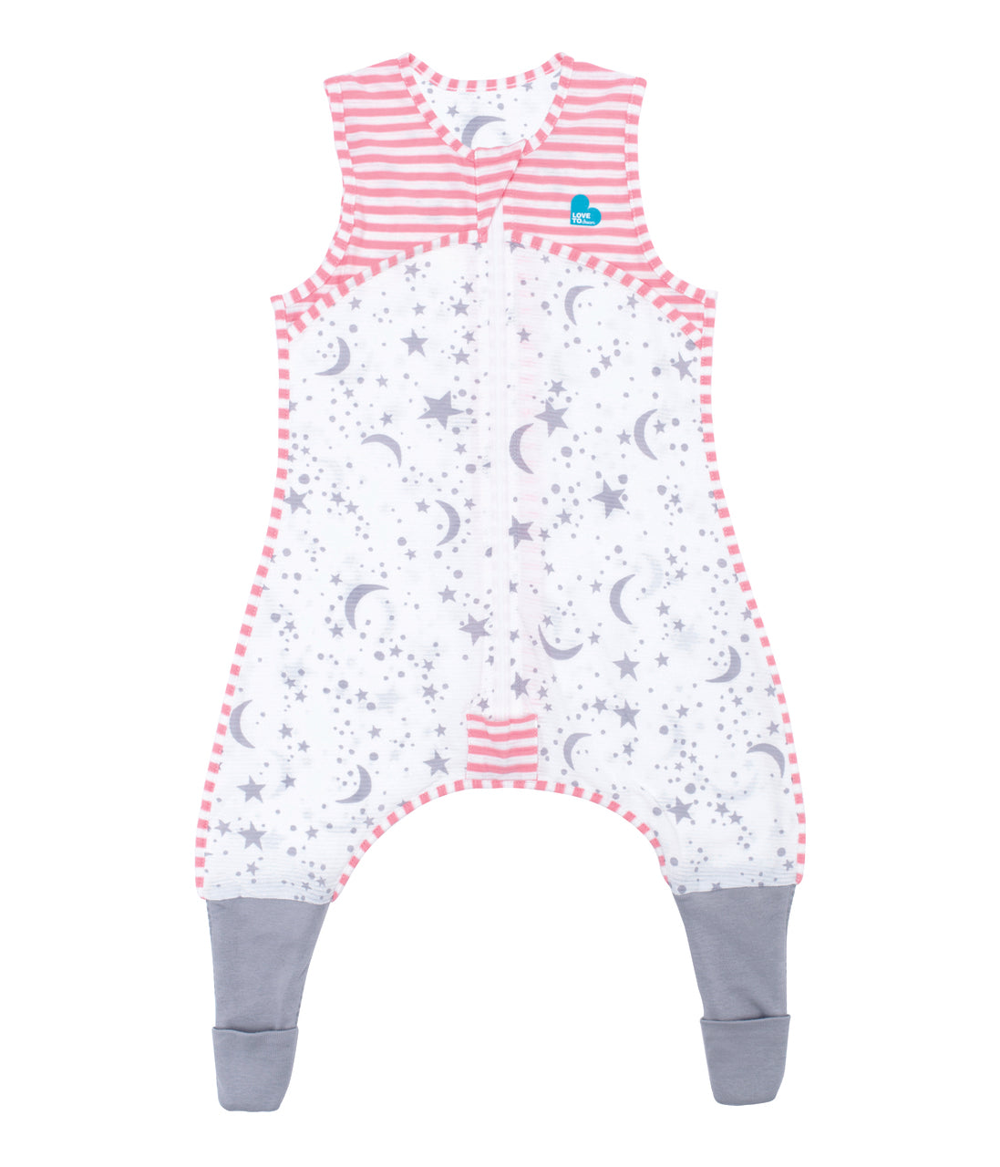 SLEEP SUIT™ 0.2 TOG Pink (Clearance - 36 months)