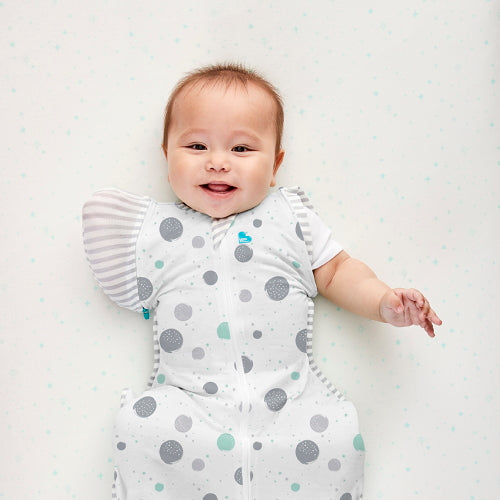 SWADDLE UP™ TRANSITION 0.2 TOG White