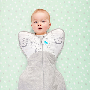SWADDLE UP™ 2.5 TOG White