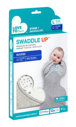 Load image into Gallery viewer, SWADDLE UP™ WARM 2.5 TOG White