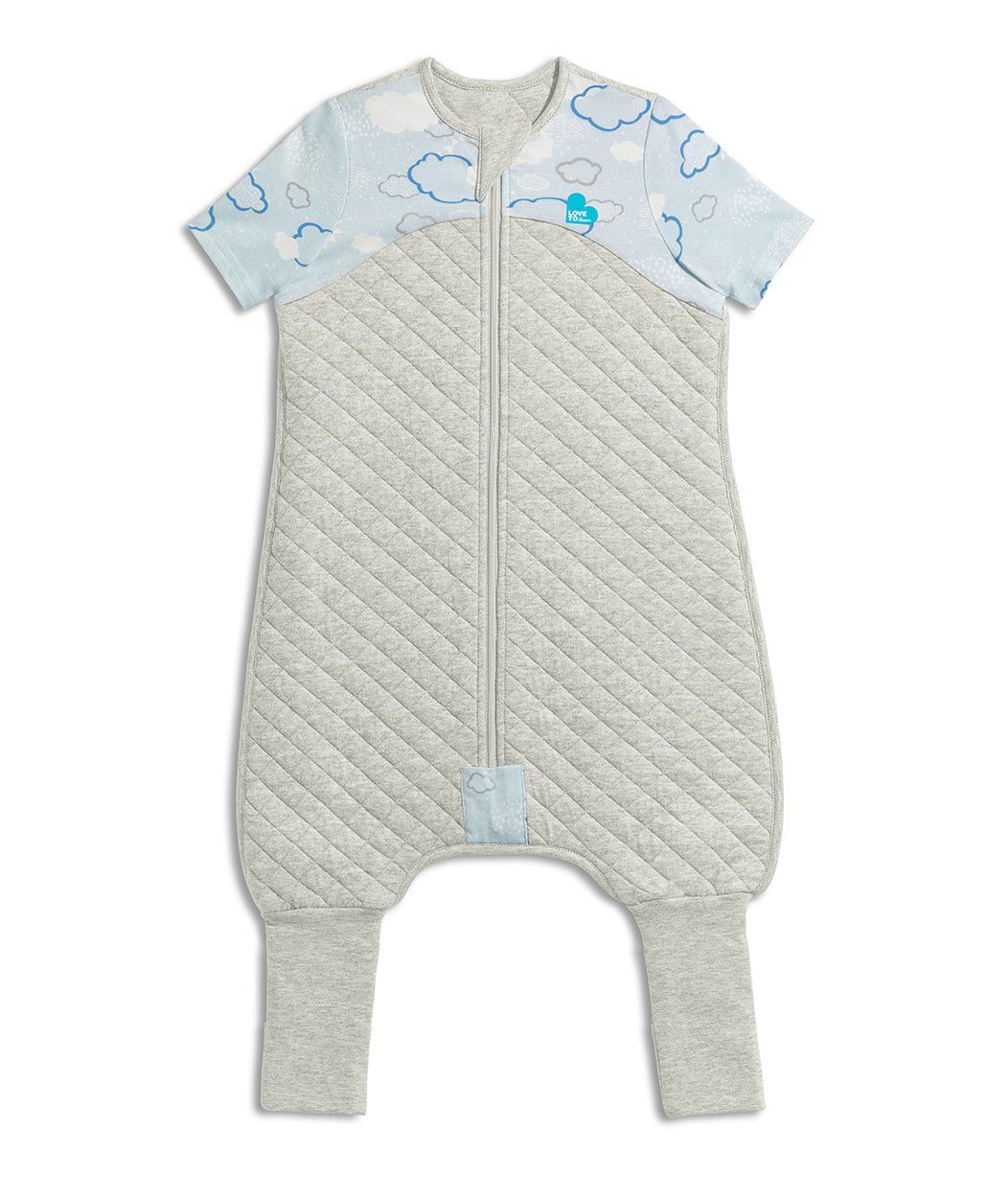 LOVE TO DREAM SLEEP SUIT™ 1.0 TOG Blue