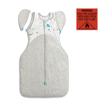 Load image into Gallery viewer, SWADDLE UP™ Transition 2.5 Tog White