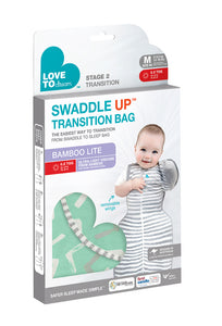 SWADDLE UP™ TRANSITION Bamboo Lite 0.2 TOG
