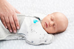 Load image into Gallery viewer, SWADDLE UP™ 3.5 Tog White