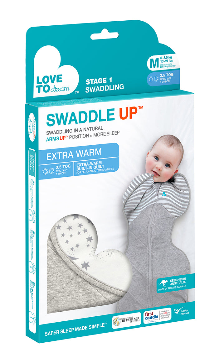 SWADDLE UP™ 3.5 Tog White