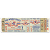 "New York Yankees 1961 Game 1 World Series Ticket Ticket 48"" Repositional Vinyl"