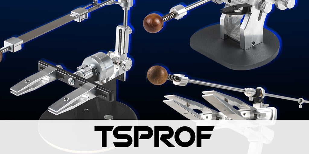TSPROF Sharpening Systems Australia and New Zealand