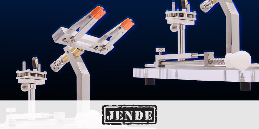 Jende Industries sharpening products