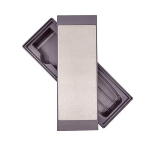 Edge master - Two-Sided Diamond Sharpening Stone 360/600 Grit