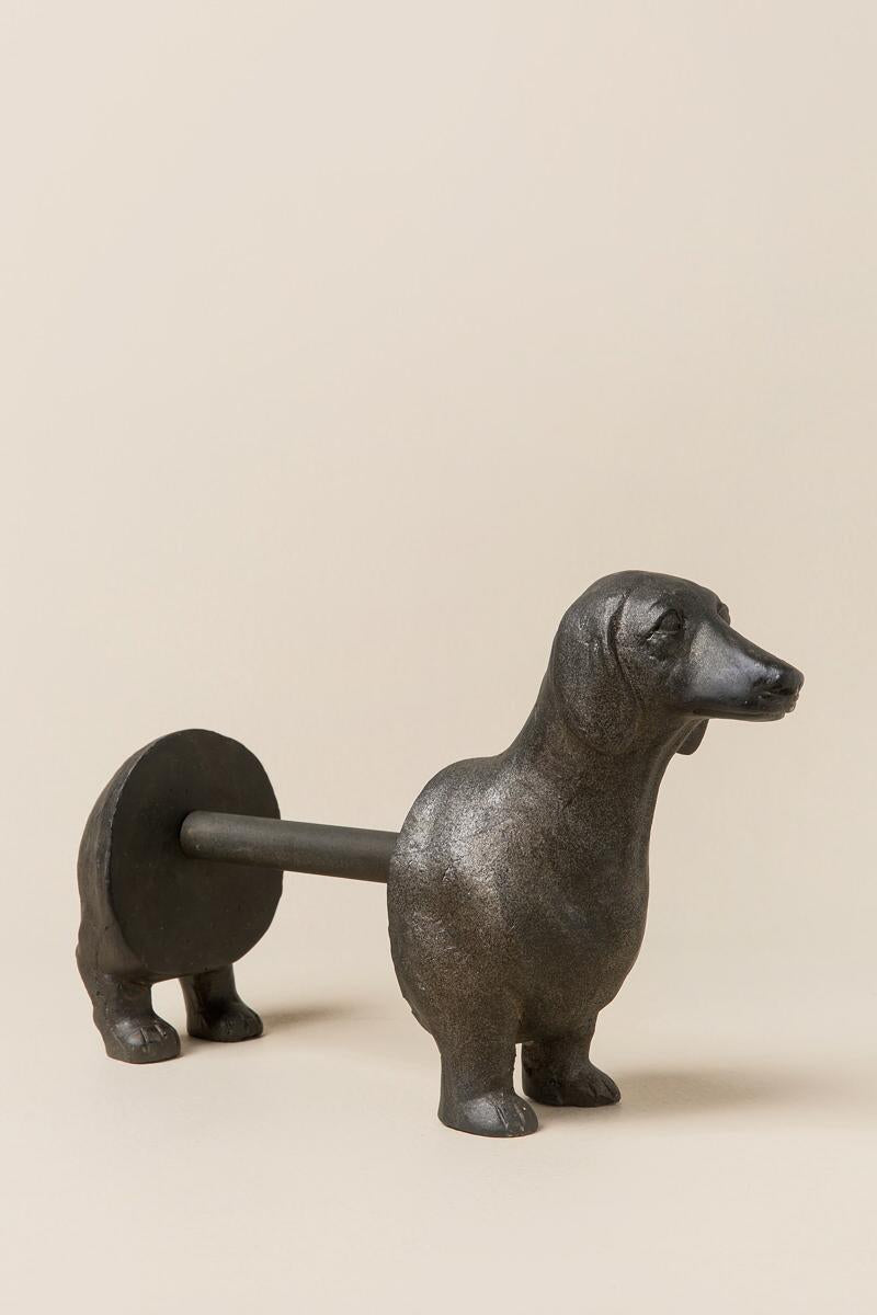 Dachshund Paper Towel Holder
