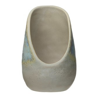 Blue Glaze Spoon Rest