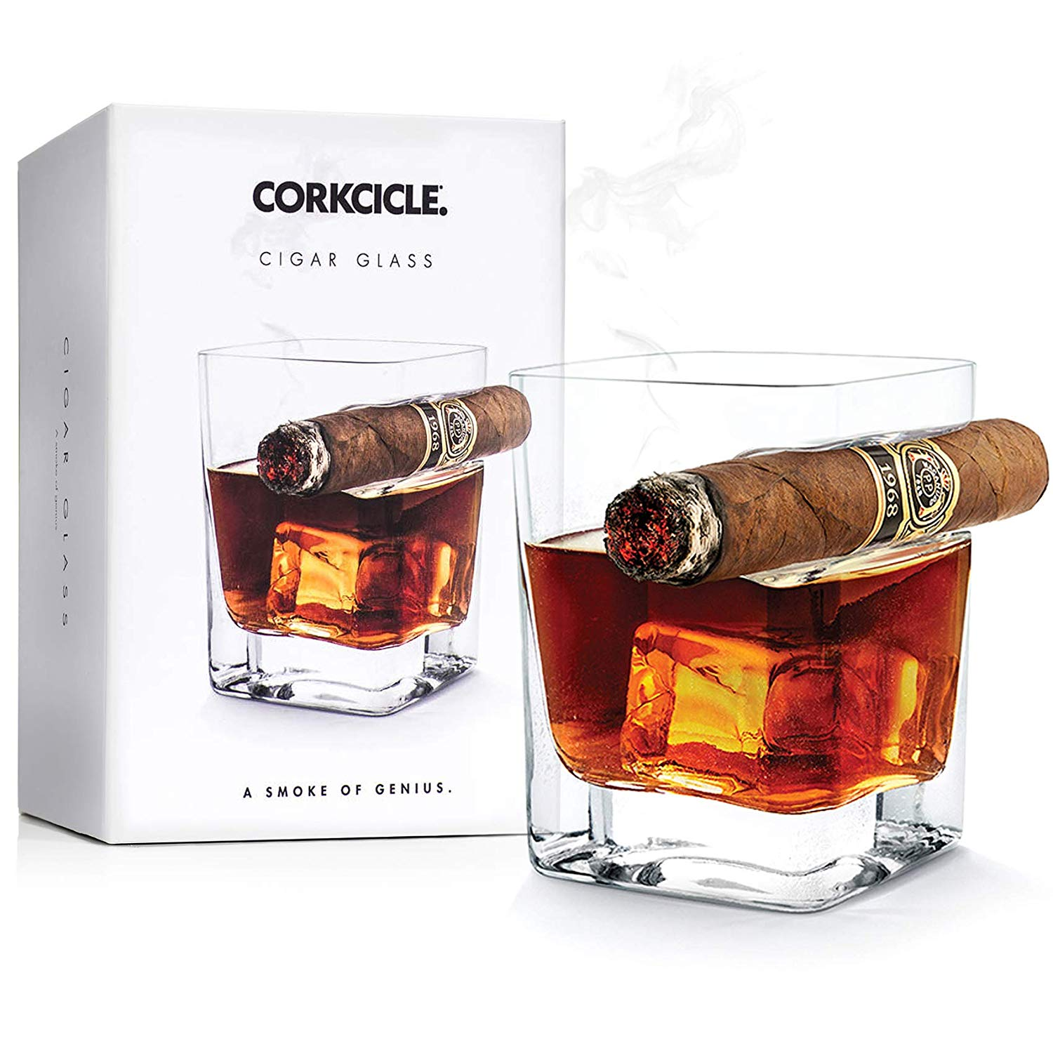 Corkcicle Whiskey Glasses