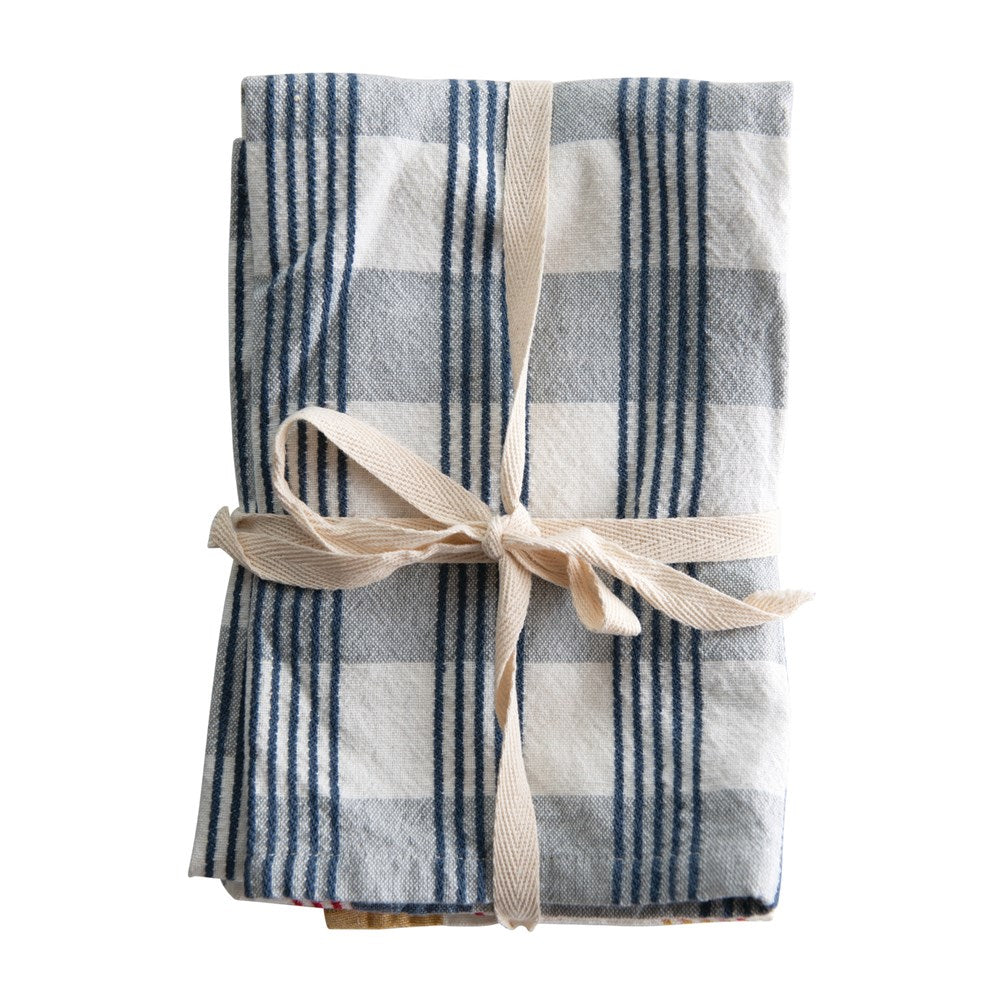 Checkered Tea Towel