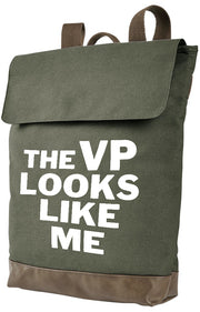 VP Like Me Cotton Canvas Backpack