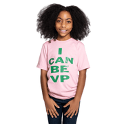 I CAN BE VP - Short Sleeve T-Shirt