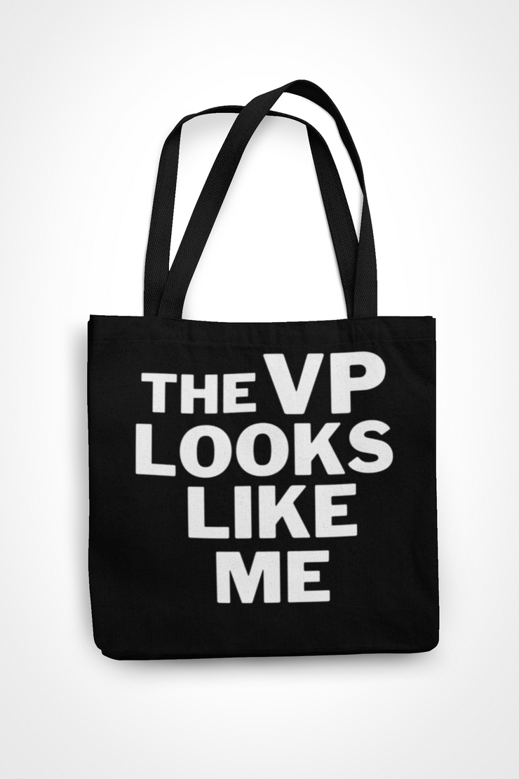 VP Like Me - 100% Heavy Cotton Canvas Tote Bag