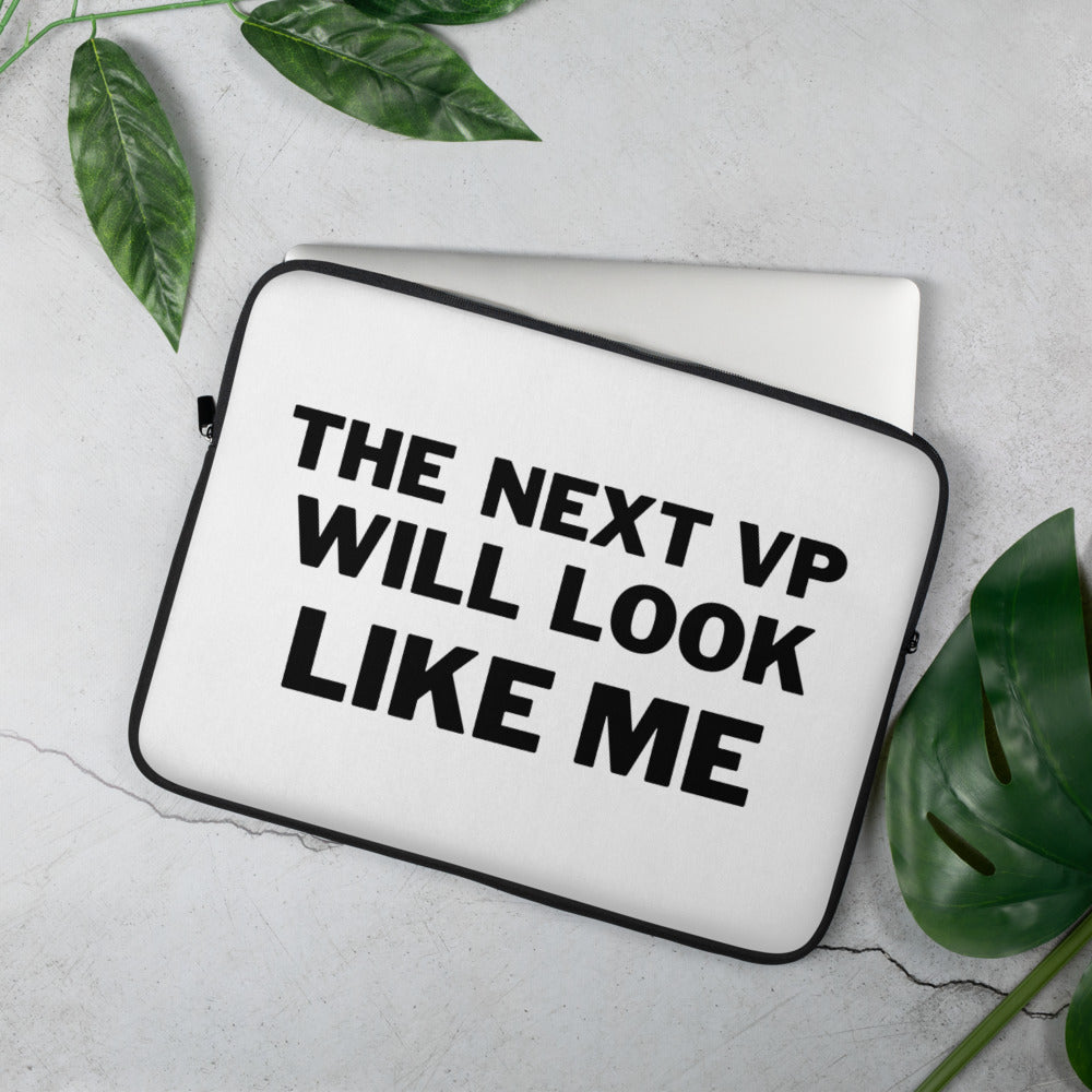 VP Like Me Laptop Sleeve